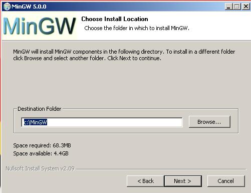 MinGW 5 install (3)